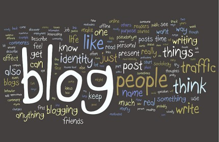 blogging marketing buiding products
